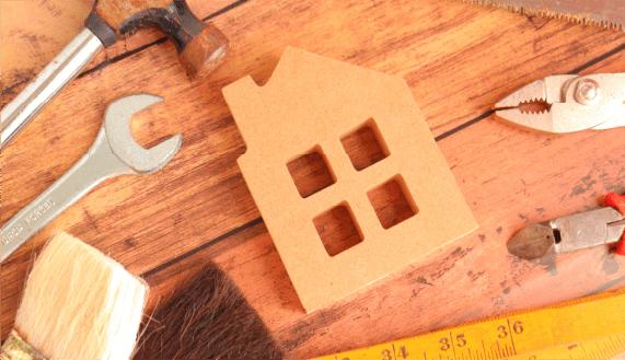 住宅サポートの流れの画像